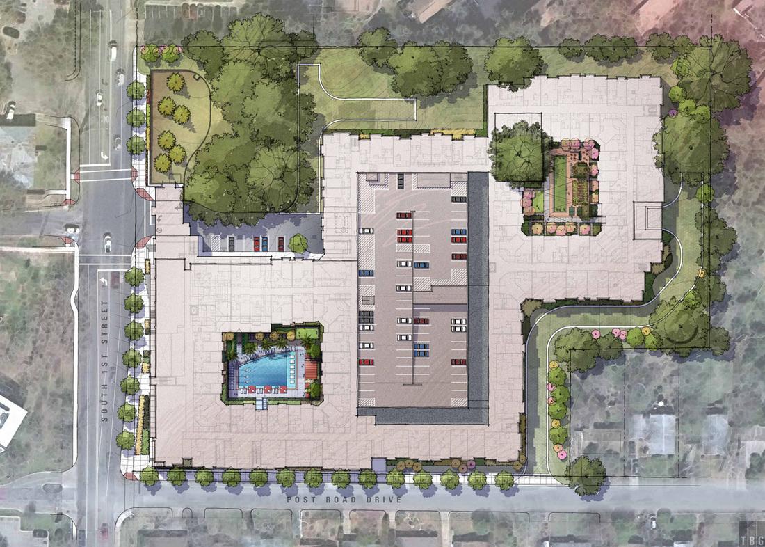 Site Plans Blaine Weinheimer